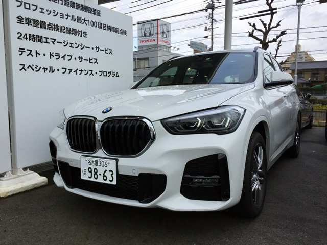BMW X1 xDrive18d M Sport Edition Joy+