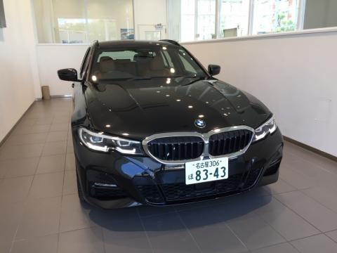 BMW 320d xDrive ツーリング M Sport Edition Joy+