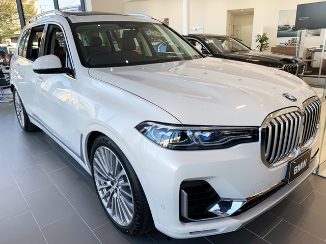 bmw X7 xDrive 35d Design Pure Excellence
