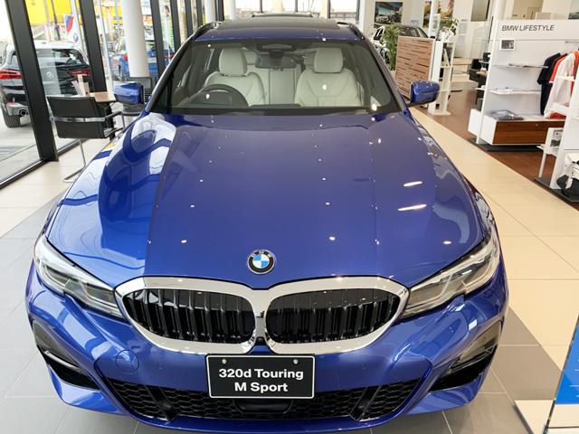 BMW 320d xDrive ツーリング M Sport