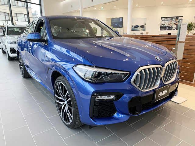 BMW X6 xDrive35d M Sport