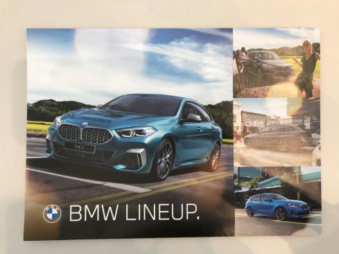 BMW M235i xDrive グラン クーペのカタログ