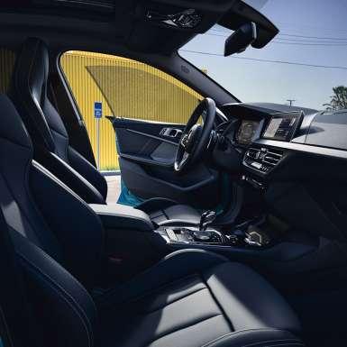 BMW M235i xDrive グラン クーペのインテリア