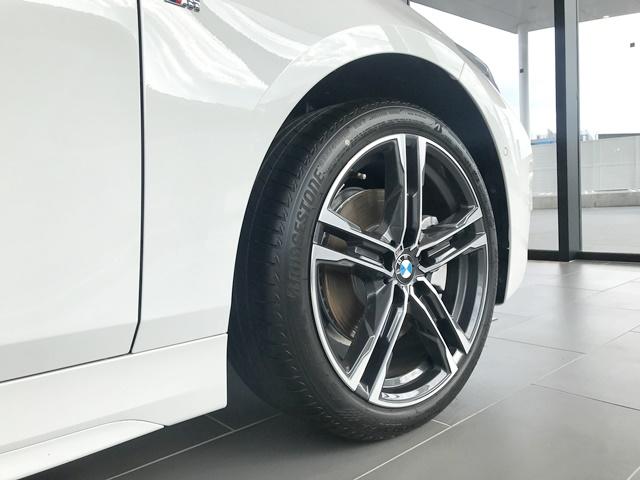 BMW 118i M Sportのホイール