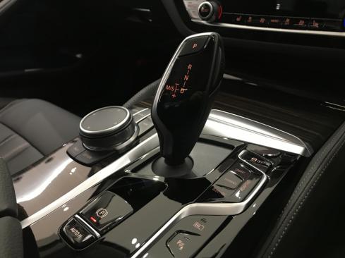 BMW 530e Luxury Edition Joy+のインテリア
