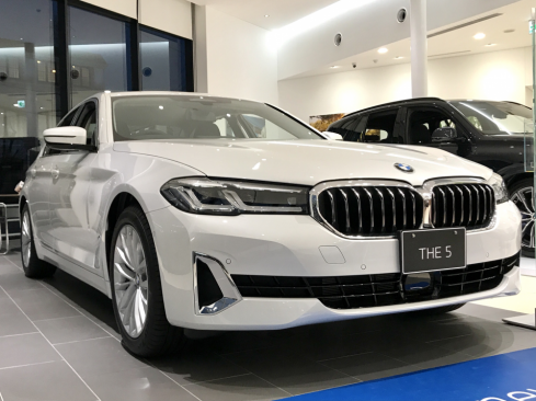BMW 530e Luxury Edition Joy+