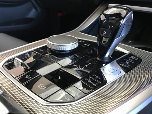 BMW X5 xDrive35d M Sportのセンター・コンソール