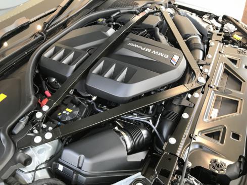 BMW M3 Competition エンジン
