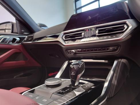 BMW M440i xDrive カブリオレ 内装
