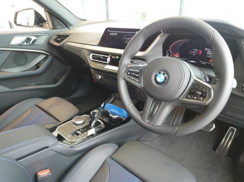 BMW 218d グランクーペ M Sport Edition Joy+ 内装